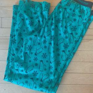 Boys size 14 Calvin Klein pajama pants